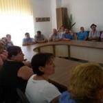Dezbatere publica in Comuna Voinesti 04.08.2015